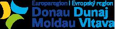 Logo Europaregion Donau - Moldau